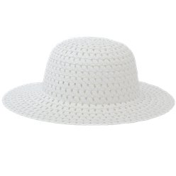 White Easter Bonnet