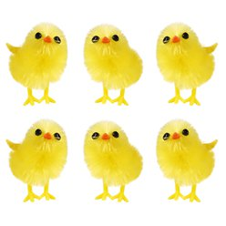 Easter Mini Chicks - 2cm