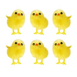 Mini Yellow Chicks - 3.5cm