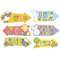 Easter Egg Hunt Arrows - 25cm