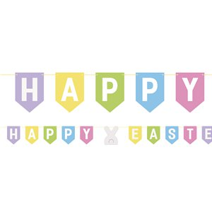 Happy Easter Bunting - 2.13m