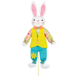 Large Easter Bunny Garden Stake - 1.2m