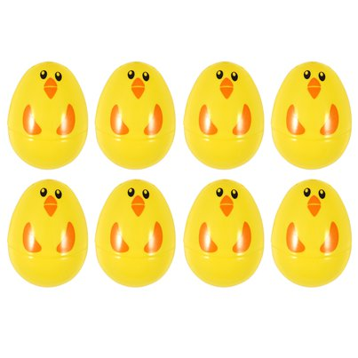 Easter Chick Fillable Eggs - 6cm