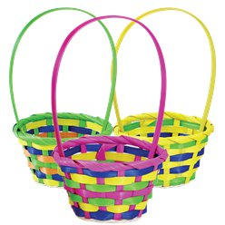 Medium Easter Basket - 17x33cm