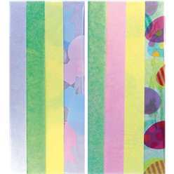 Easter Cellophane and Tissue Wrap Pack