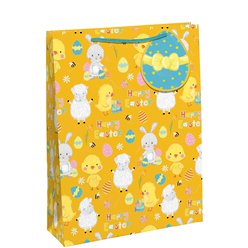Medium Yellow Spring Animals