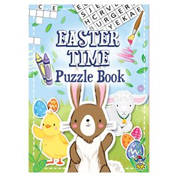 Easter Puzzle Book