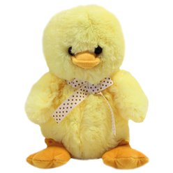 Easter Chick Plush Soft Toy - 18cm