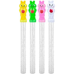 Easter Bubble Wand - 35cm - Assorted Colours