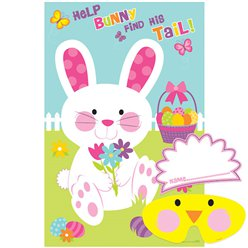 Pin the Tail on the Bunny - 95cm