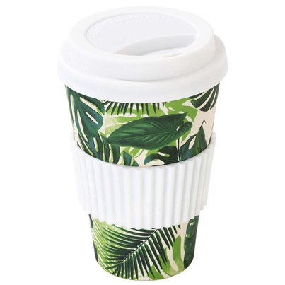 Eco Palm Bamboo Travel Mug