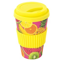 Eco Fruity Bamboo Travel Mug