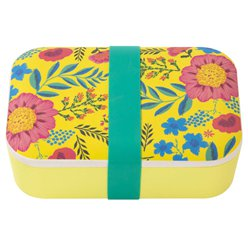 Eco Floral Lunch Box