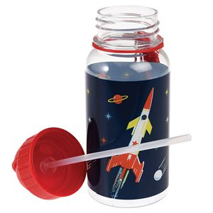 Space Age Kids Water Bottle - 500ml