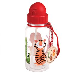 Colourful Creatures Water Bottle - 500ml