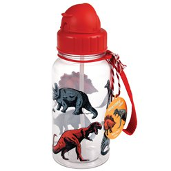 Eco Prehistoric Dino Water Bottle - 500ml