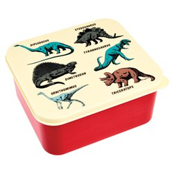 Eco Prehistoric Dino Lunch Box