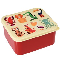 Colourful Creatures Lunch Box
