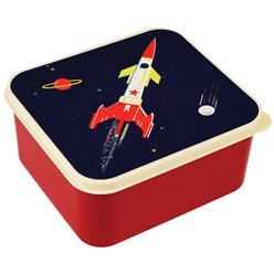Space Boy Lunch Box