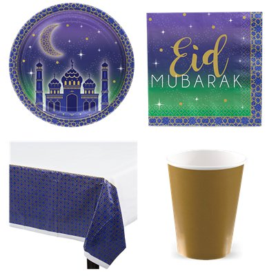 Eid Value Party Kit for 8