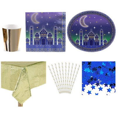Eid Deluxe Party Kit