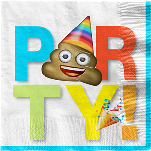 Emoji Party Pack - Value Pack for 8