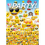 Emoji Party Invites - Party Invitation Cards