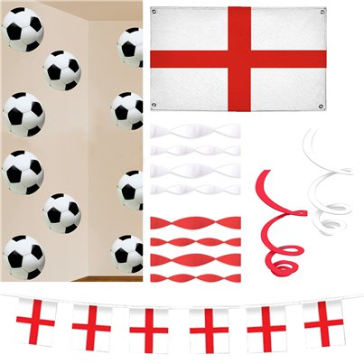 England Room Decorating Kit