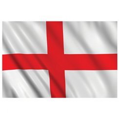 England Cloth Flag - 90cm