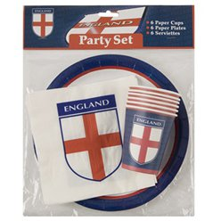 England Party Set