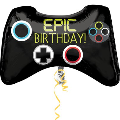 Epic Party Supershape Balloon - 28