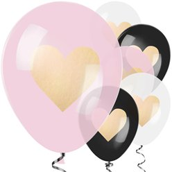 Everyday Love Balloons - 11 Latex