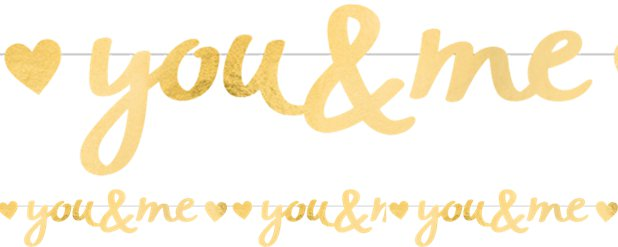 Everyday Love Letter Bannner - 91cm