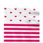 Everyday Love Buffet Napkins - 33cm