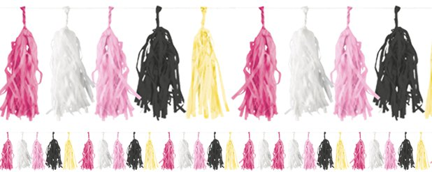 Everyday Love Tassel Garland - 3m