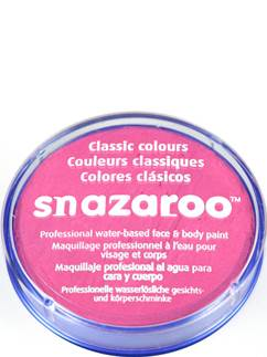 Snazaroo Bright Pink Face Paint - 18ml