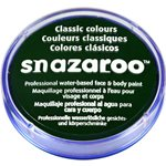 Snazaroo Dark Green Face Paint - 18ml