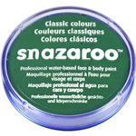 Snazaroo Grass Green Face Paint - 18ml
