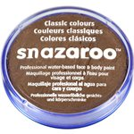 Snazaroo Light Brown Face Paint - 18ml