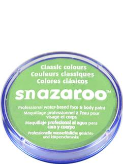 Snazaroo Pale Green Face Paint - 18ml