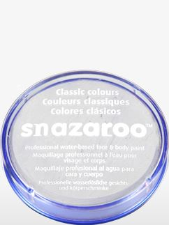 Snazaroo White Face Paint - 18ml
