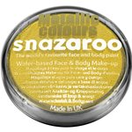 Snazaroo Electric Gold Face Paint - 18ml
