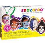 Snazaroo Rainbow Face Paint K