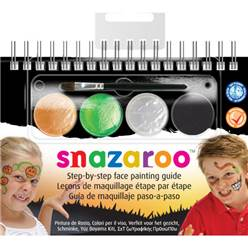 Snazaroo Halloween Face Paints & Booklet