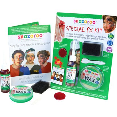 Special FX Kit - Halloween Special Effects Makeup front