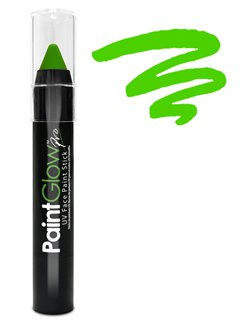 UV Paint Stick - Green 3g