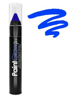 UV Paint Stick - Blue 3g
