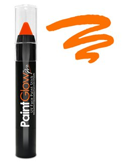 UV Paint Stick - Orange 3g