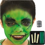 Frankenstein Make Up Kit  - Face Paints