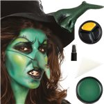 Wicked Witch Make Up Kit - Face Paints